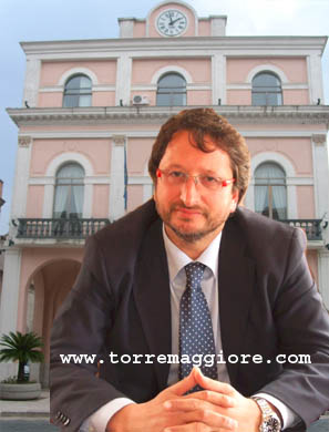 Dott. Costanzo Di Iorio - Sindaco di Torremaggiore dal 22 maggio 2012 all'8 aprile 2015 - www.torremaggiore.com