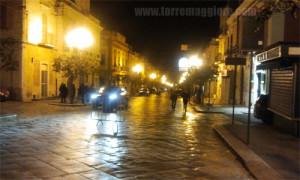 Rapinata su Corso Matteotti a Torremaggiore imprenditrice