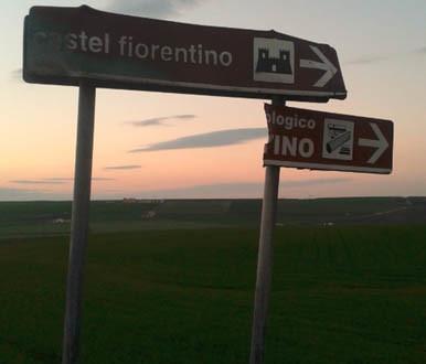 Video denuncia sullo stato di degrado di Castel Fiorentino in agro di Torremaggiore
