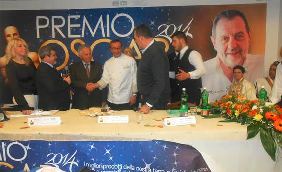 Premio Oscar della Qualità al Maestro Chef Cataldo Giaconella di Torremaggiore - www.torremaggiore.com -