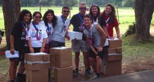 Gli Scout raccolgono 6.000 firme per Castel Fiorentino