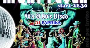 Night Fever il 18 ottobre 2014 a Torremaggiore allo Spazio 176