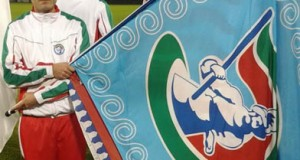 Il torremaggiorese Michelangelo Capillo è stato selezionato dalla Nazionale Sbandieratori per la trasferta in Qatar del 22/12/2014