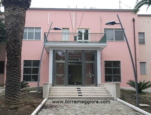 Presidio Ospedaliero S.Giacomo - Torremaggiore - situazione al 5 dicembre 2014 - www.torremaggiore.com -