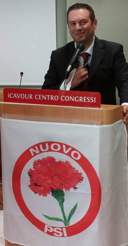 Giovanni Alfonzo -  Nuovo PSI