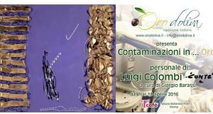Contaminazioni in oro d'oliva a Parma ad aprile 2016