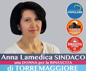 Anna lamedica Sindaco