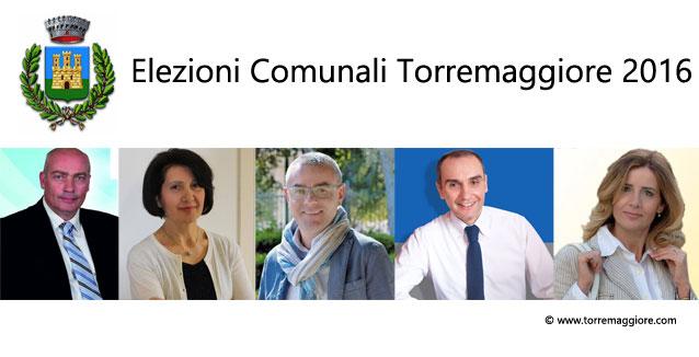 candidati elezioni 2016