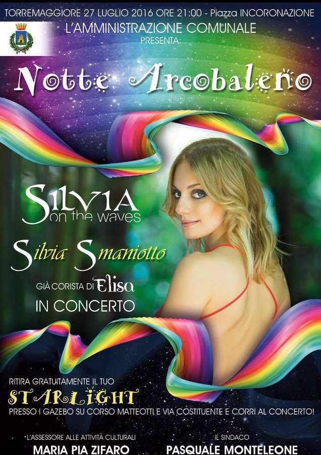notte arcobaleno 2016