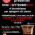 Fidas…Presente ! il 18 settembre in Corso Italia a Torremaggiore torna Grazie Califfo!