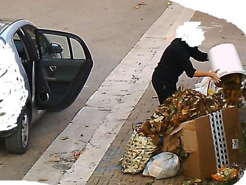 ESCLUSIVO: attivato il servizio di controllo per individuazione dei cittadini torremaggioresi trasgressori in materia di abbandono indiscriminato dei rifiuti in città