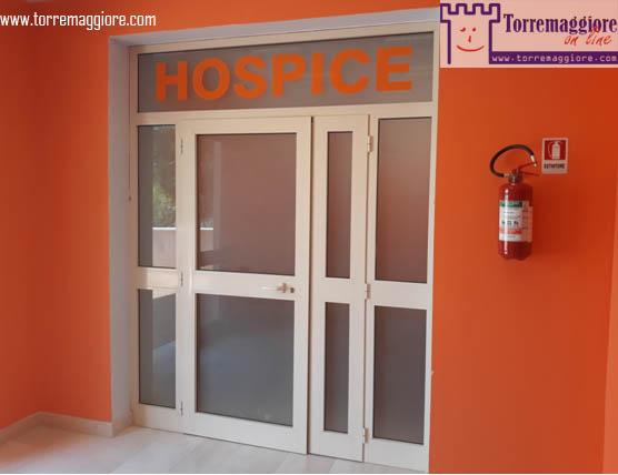 Ingresso HOSPICE Torremaggiore - www.torremaggiore.com -