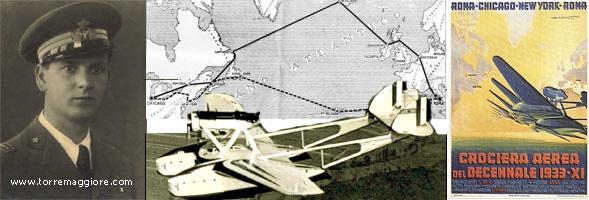 Torremaggioresi illustri: il 6 novembre del 1900 nasceva il trasvolatore Gen.Antonio Lippi, ricordiamo la sua figura