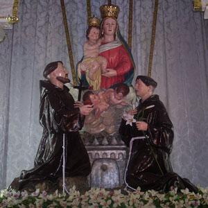 Madonna della Fontana venerata in Torremaggiore