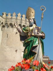 Festa liturgica S.Sabino 9 febbraio 2014 a Torremaggiore