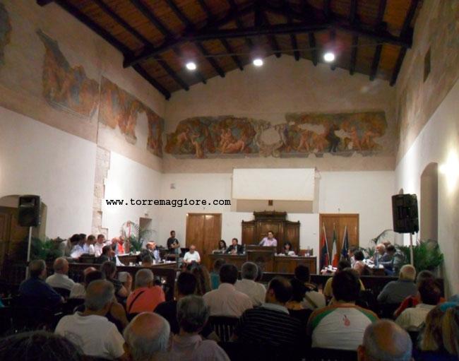 Consiglio comunale del 7 ottobre, approvati tutti i punti all'OdG