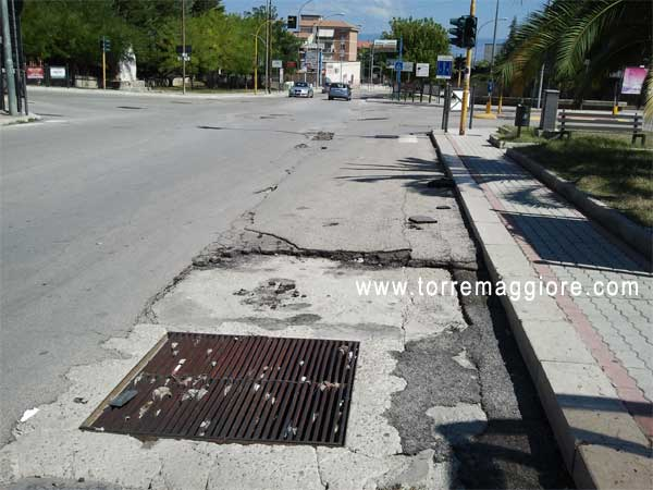 Modificata la viabilità su sette strade cittadine a Torremaggiore: ecco i dettagli
