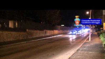 Foggia Today: arresti ad Apricena, S.Severo e Torremaggiore, presa la banda che rubava auto e rivendeva pezzi