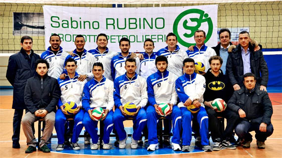 New Volley Son's Torremaggiore - www.torremaggiore.com -