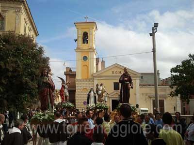Video processione Madonna del Rosario 2013