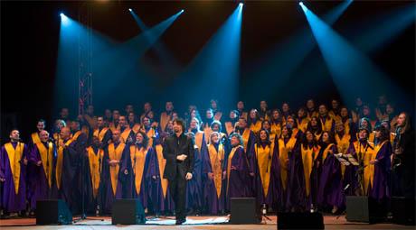 Concerto di Musica Gospel il 15 dicembre 2013 a Torremaggiore