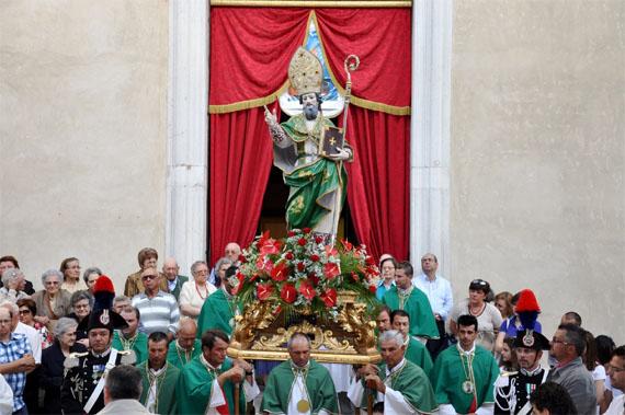 Programma festeggiamenti in onore di San Sabino dal 2 al 6 giugno 2020