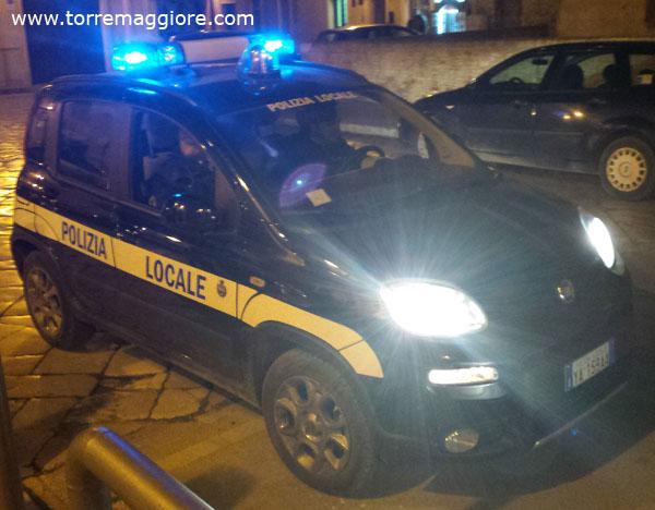 Polizia Locale Torremaggiore FG - www.torremaggiore.com -