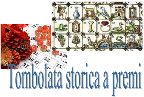 """Tombolata storica a premi il 4 gennaio 2015 a Torremaggiore al Castello Ducale """"De Sangro"""""""