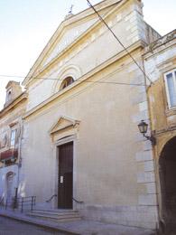 Parrocchia Santa Maria della Strada - Torremaggiore FG - www.torremaggiore.com -