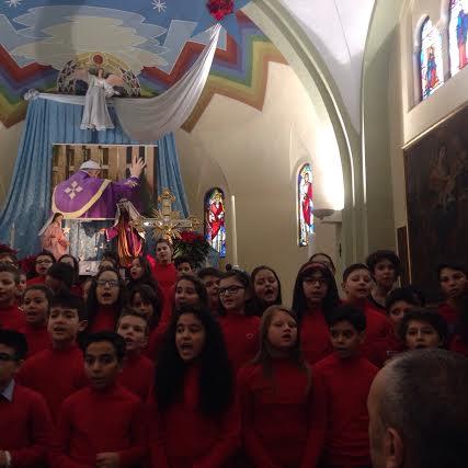 """Verso il Natale con gli alunni della Scuola """"Emilio Ricci"""""""