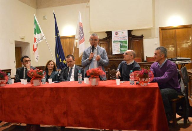 Salvatore Leccisotti candidato sindaco di Torremaggiore legittimato anche dai vertici nazionali del Pd