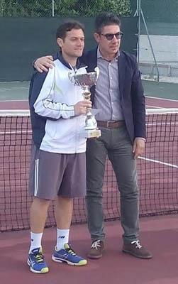 Chiusa nei giorni scorsi l'edizione 2016 del Torneo Nazionale di Tennis Città di Torremaggiore