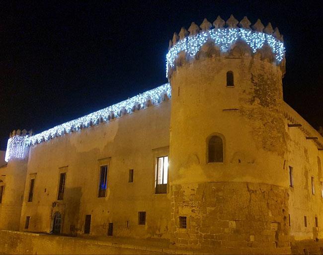 Tombolata storica a premi il 4 gennaio 2017 al Castello Ducale De Sangro di Torremaggiore