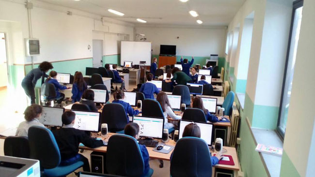 Dal 18 novembre al 3 dicembre 2020 è sospesa l'attività in presenza in tutte le scuole torremaggioresi