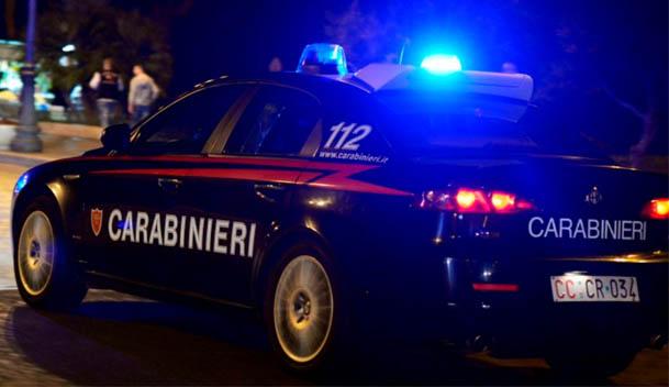 Rapina ad una tabaccheria a Torremaggiore: arrestati dai Carabinieri in flagranza. Il plauso del Sindaco Monteleone ai militari dell'Arma