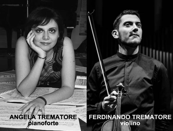 Il duo federiciano composto da Ferdinando ed Angela Trematore si esibirà negli USA a New York il 15 novembre 2018