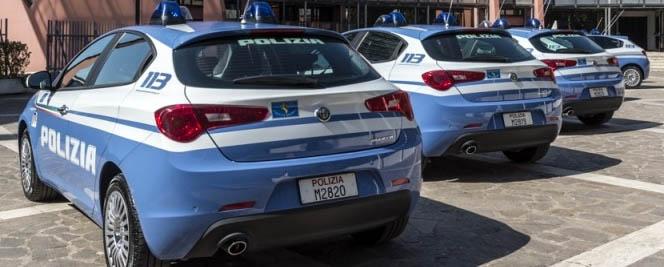 La Polizia di Stato a Torremaggiore ha arrestato giovane scippatore ed ha recuperato la refurtiva