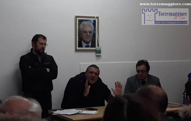 Paolo Campo da Torremaggiore sulla vicenda PPI: sono maturi i tempi per una riflessione sul piano ospedaliero