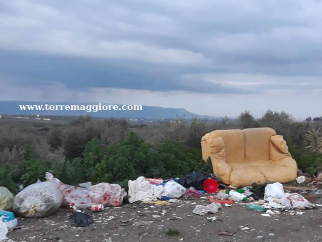 Torremaggiore ed il problema dei rifiuti abbandonati: focus nella Zona PIP e nel quartiere Spirito Santo