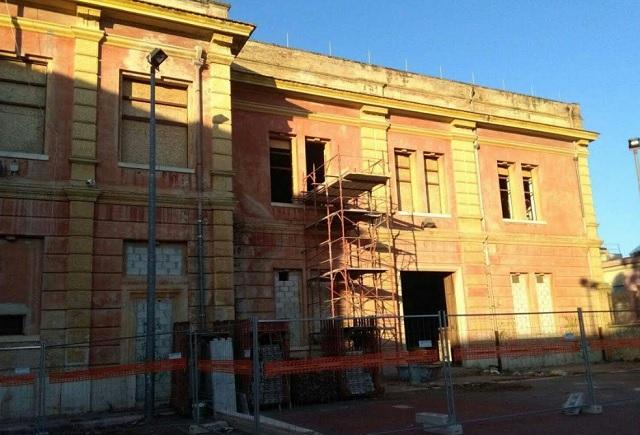Al via i lavori del plesso centrale della Scuola Elementare San Giovanni Bosco di Torremaggiore