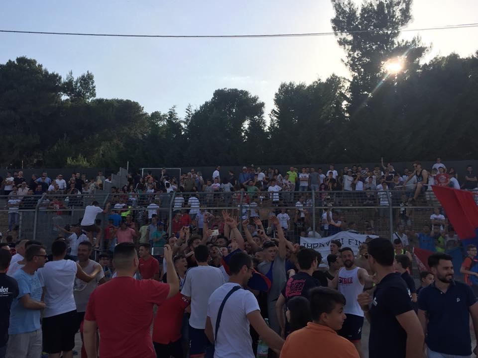 Trionfo rossoblu allo stadio San Sabino di Torremaggiore: finale playoff vinta con un secco 2 a 0 dall'Atletico Torremaggiore