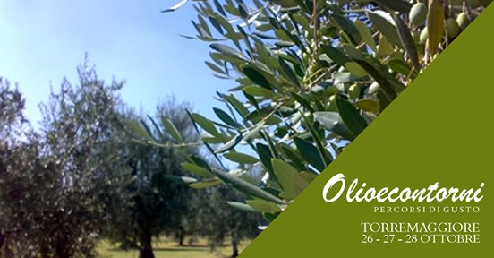 Inaugurazione della prima edizione di  Olio e Contorni a Torremaggiore il 26 ottobre 2018