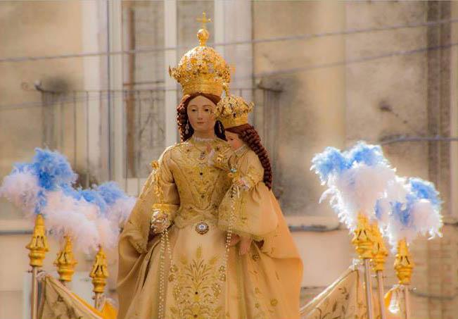 Programma festa Maria SS del Rosario dal 25 settembre al 10 ottobre 2021 a Torremaggiore