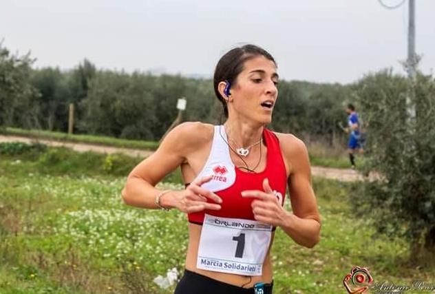 Libera Caputo ha vinto  il Corri Capitanata 2018