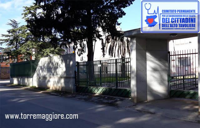 Rifacimento manto stradale su Via Reinella e del marciapiede su Via Salvatore Ciaccia, nuova istanza del Comitato Salute Alto Tavoliere al Comune di Torremaggiore