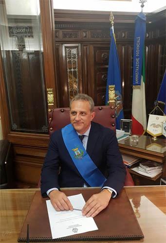 Nicola Gatta - Presidente della Provincia di FOGGIA