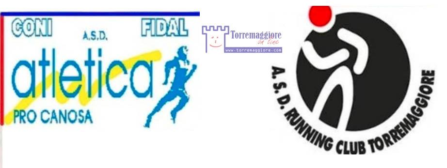 Gemellaggio tra Atletica Pro Canosa e Running Club Torremaggiore