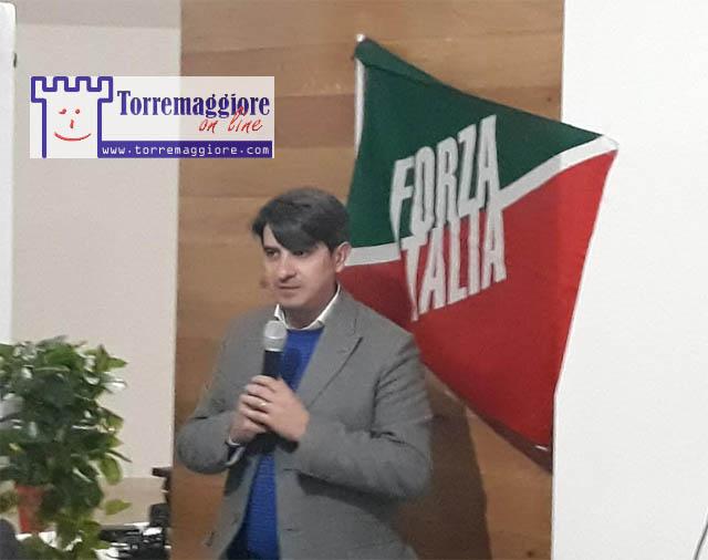 Nessun caos nel centrodestra sul totosindaco: è De Vita il candidato, parola di Raffaele Di Mauro (FI)