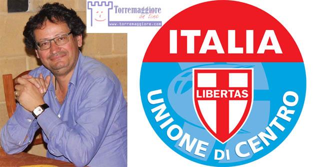 Marcello Celozzi è il nuovo commissario cittadino dell'UdC di Torremaggiore