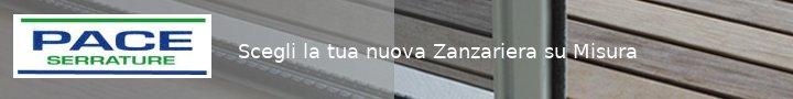 Pace Serrature, vendita Zanzariere su Misura